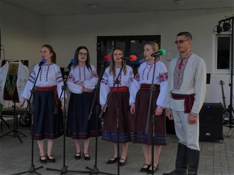 Koncert w Moszczonie Pańskiej
